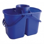 CD504 Colour Coded Twin Mop Buckets