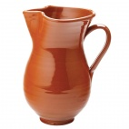 Terracotta Jug 500ml