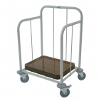 P102 Tray Stacking Trolley
