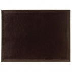 CE298 Faux Leather Placemats