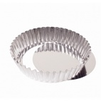 Extra Deep Fluted Quiche Tins