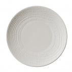 Arborescence Round Plate Ivory 310mm