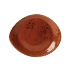 Craft Terracotta Freestyle Plates 255mm