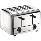 DK840 4 Slot Caterers Pop Up Toaster