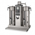 B5 HW Bulk Coffee Brewer 2x5 Ltr