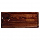 DP809 Deli Wooden Board 165 x 400mm