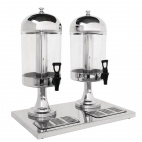 J184 Double Juice Dispenser