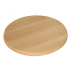 GG642 Round Table Top Beech 600mm