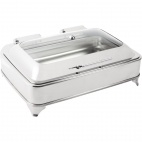 GD128 Rectangular Electric Chafer