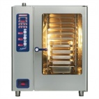 MBG1011 Multimax 10 Grid Natural Gas Combi Oven With Handshower