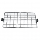 Mesh Hanging Panel for Vogue Wire Shelving 36 in