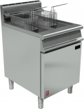 Dominator Plus G3865/N 2 x 15 Ltr Natural Gas Twin Pan Fryer
