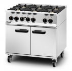 Opus 800 OG8002/N Natural Gas 6 Burner Range
