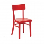 CK312 Wooden Sidechairs Red (Pack of 2)