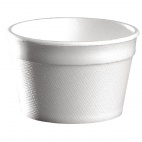 GD127 Foam White Cup
