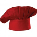 Chef Hat Red
