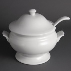Y094 Soup Tureen and Ladle