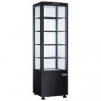 DP289 235 Ltr Chilled Display with Curved Glass Door