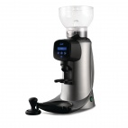 GE954 Luxomatic On Demand Coffee Grinder 55db Silver
