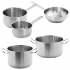 Pack Of Casserole, Stew And Saute Pans