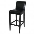 GG651 Faux Leather High Bar Stool