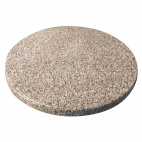 600mm Round Table Top (Granite Effect)