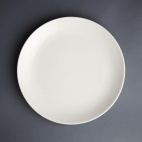 Ivory Coupe plate 280mm