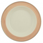 Rio Pink Soup Plate