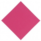 Lunch Napkin 330mm Fuschia