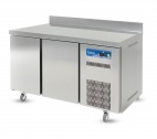 RC2DR (444443640) 2 Door Refrigerated Prep Counter with Upstand