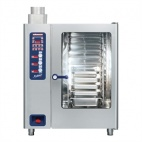 MB1011 Multimax B Natural Gas Combination Oven with hand shower