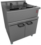 G350/12 Twin Tank Freestanding Gas Fryer