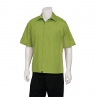 Mens Universal Shirt Lime XS