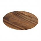 DL132 Tuscany Wooden Charger