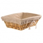 U746 Wicker Basket (Rectangular)