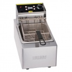 L490 5 Ltr Single Heavy Duty Fryer