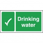 W194 Drinking Water Sign