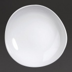 Discover Round Bowls White 253mm