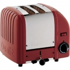 2 Slice Vario Toaster Red