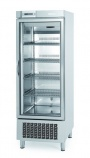 AN501BT-CR 470 Ltr Undermounted Glass Door Display Freezer