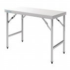 CB905 Stainless Steel Folding Table
