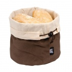 Brown and Beige Bread Basket