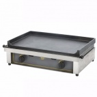 PSF 600G Cast Iron Gas Compact Griddle