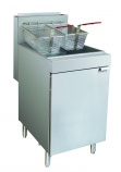 NYGF500-N 31 Ltr Natural Gas 5 Tube Freestanding Fryer
