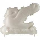CF249 Ice Sculpture Swan Mould