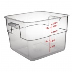 CF024 Polycarbonate Square Storage Container