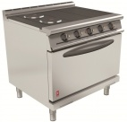 Dominator Plus E3101D 4HP Four Hotplate Oven
