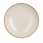 Churchill Stonecast Round Coupe Bowls Barley White 315mm