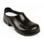 B079-40 Black Safety Clogs