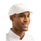 A212 Bakers Cap - White